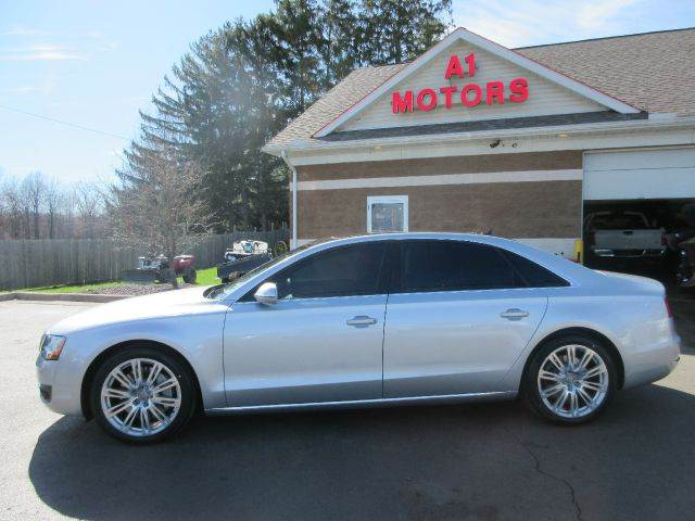 2012 Audi A8 for sale at A 1 Motors in Monroe MI