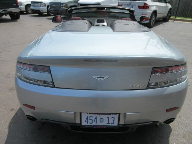 2011 Aston Martin V8 Vantage N420 Roadster 2dr Convertible In Monroe
