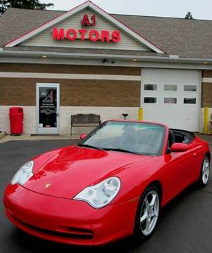 2003 Porsche 911 for sale at A 1 Motors in Monroe MI