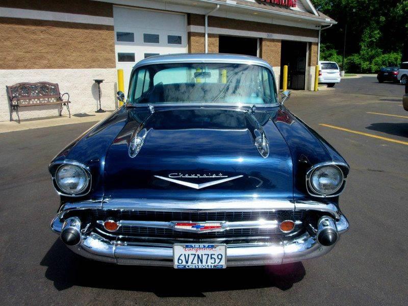 1957 Chevrolet Bel Air for sale at A 1 Motors in Monroe MI