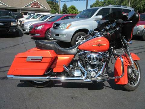 2012 Harley-Davidson Street Glide for sale at A 1 Motors in Monroe MI