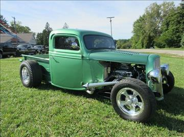 1937 Ford Street Rod for sale at A 1 Motors in Monroe MI