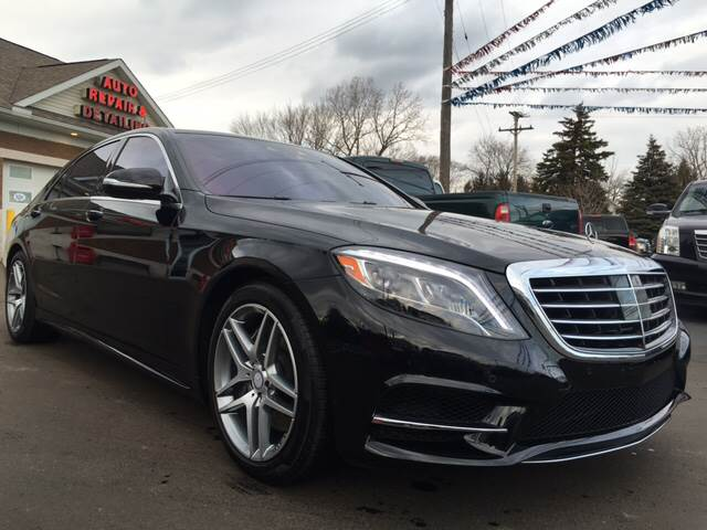 2015 Mercedes-Benz S-Class for sale at A 1 Motors in Monroe MI