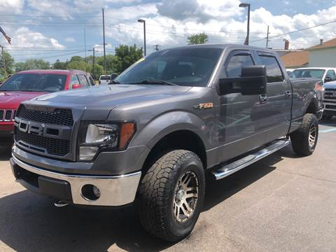 2013 Ford F-150 for sale at A 1 Motors in Monroe MI