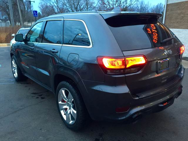 2014 jeep grand cherokee 4x4 srt 4dr suv in monroe mi a 1 motors. Cars Review. Best American Auto & Cars Review
