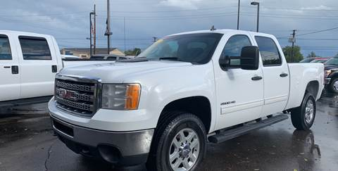 2012 GMC Sierra 2500HD for sale in Monroe, MI