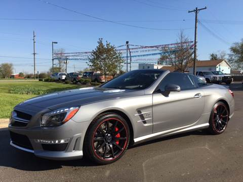 2013 Mercedes-Benz SL-Class for sale at A 1 Motors in Monroe MI
