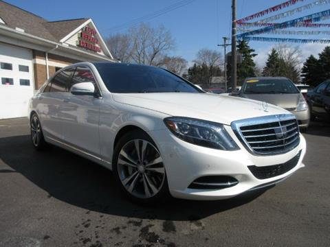 2014 Mercedes-Benz S-Class for sale at A 1 Motors in Monroe MI