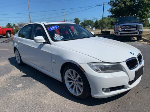 2011 BMW 3 Series for sale at A 1 Motors in Monroe MI