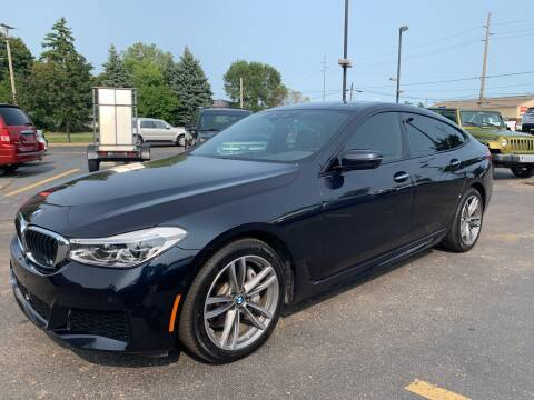 2018 BMW 6 Series for sale at A 1 Motors in Monroe MI