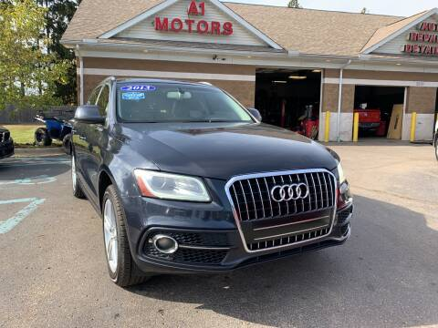 2013 Audi Q5 for sale at A 1 Motors in Monroe MI