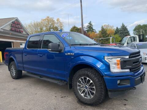 2018 Ford F-150 for sale at A 1 Motors in Monroe MI