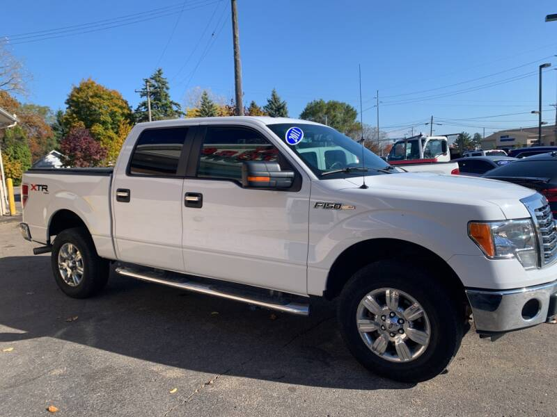 2011 Ford F-150 for sale at A 1 Motors in Monroe MI