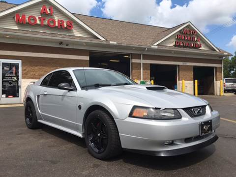 2004 Ford Mustang for sale in Monroe, MI