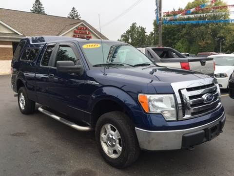 2009 Ford F-150 for sale in Monroe, MI