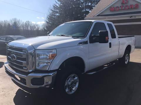 2011 Ford F-250 Super Duty for sale in Monroe, MI