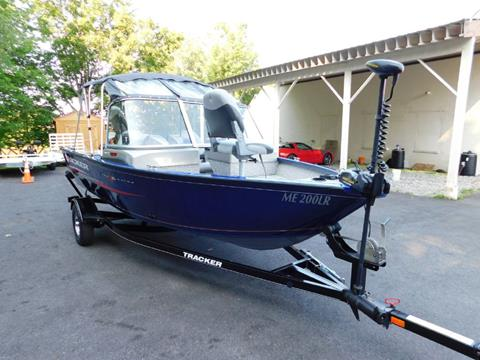 2016 Tracker PRO 16 60HP MER for sale in Waterville, ME