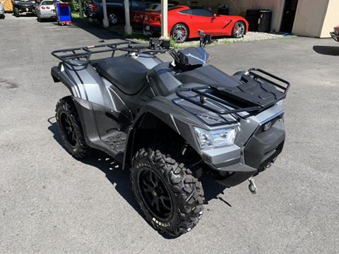 2018 Kymco MXU 700 for sale in Waterville, ME