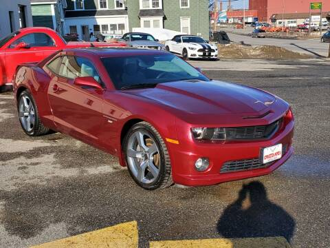 2010 Chevrolet Camaro SS for sale at Corvettes North in Waterville ME