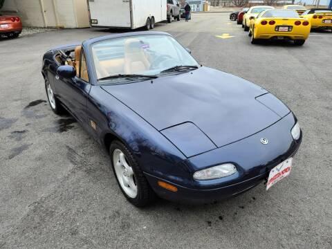 1997 Mazda MX-5 Miata STO for sale at Corvettes North in Waterville ME