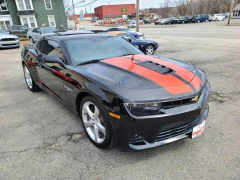 2014 Chevrolet Camaro SS for sale at Corvettes North in Waterville ME
