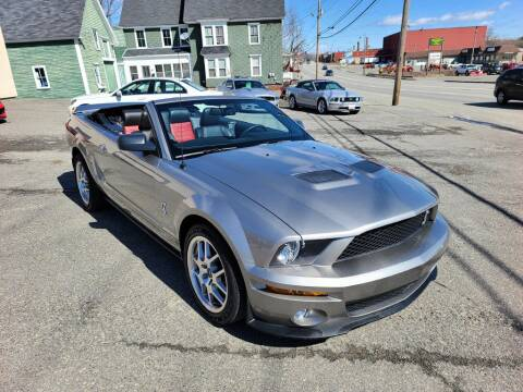 2009 Ford Shelby GT500 for sale at Corvettes North in Waterville ME