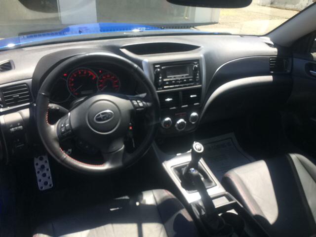 2012 Subaru Impreza Wrx Limited Awd 4dr Sedan In Ludlow Ma