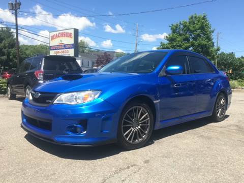 2012 Subaru Impreza for sale at Beachside Motors, Inc. in Ludlow MA