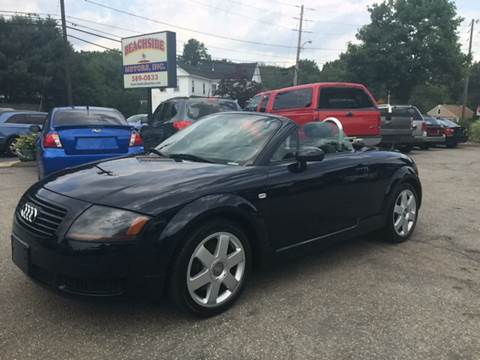 Convertibles for sale in ludlow ma for Beachside motors ludlow ma