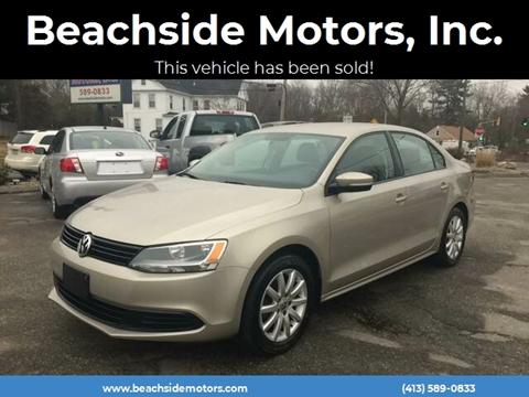 2014 Volkswagen Jetta for sale at Beachside Motors, Inc. in Ludlow MA