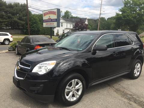 2015 Chevrolet Equinox for sale at Beachside Motors, Inc. in Ludlow MA