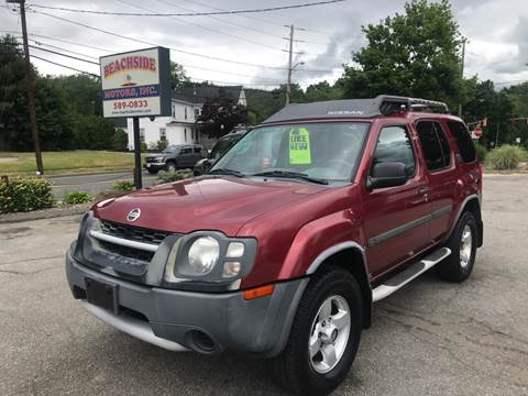 2004 Nissan Xterra for sale at Beachside Motors, Inc. in Ludlow MA