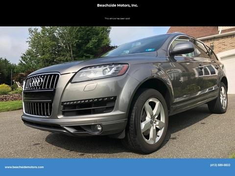 SUV For Sale in Ludlow, MA - Beachside Motors, Inc