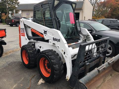 2006 Bobcat S150 for sale in Ludlow, MA