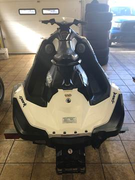 2018 Sea-Doo Spark2up HO for sale in Ludlow, MA
