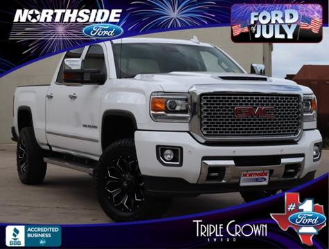 2017 GMC Sierra 2500HD for sale in San Antonio, TX