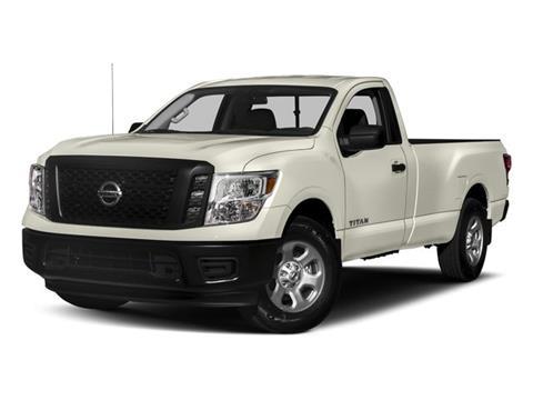 2017 Nissan Titan for sale in San Antonio, TX