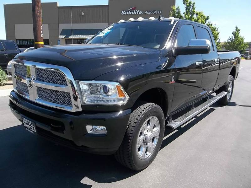 2014 RAM Ram Pickup 2500 4x4 Laramie Limited 4dr Crew Cab 8 ft. LB Pickup - Fairfield CA