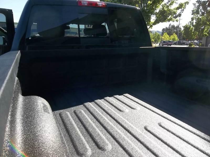 2014 RAM Ram Pickup 3500 4x4 Laramie 4dr Crew Cab 6.3 ft. SB Pickup - Fairfield CA