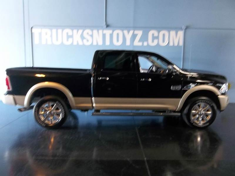 2016 RAM Ram Pickup 2500 4x4 Laramie Longhorn 4dr Crew Cab 6.3 ft. SB Pickup - Fairfield CA