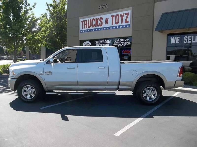 2013 RAM Ram Pickup 2500 4x4 Laramie Longhorn 4dr Mega Cab 6.3 ft. SB Pickup - Fairfield CA