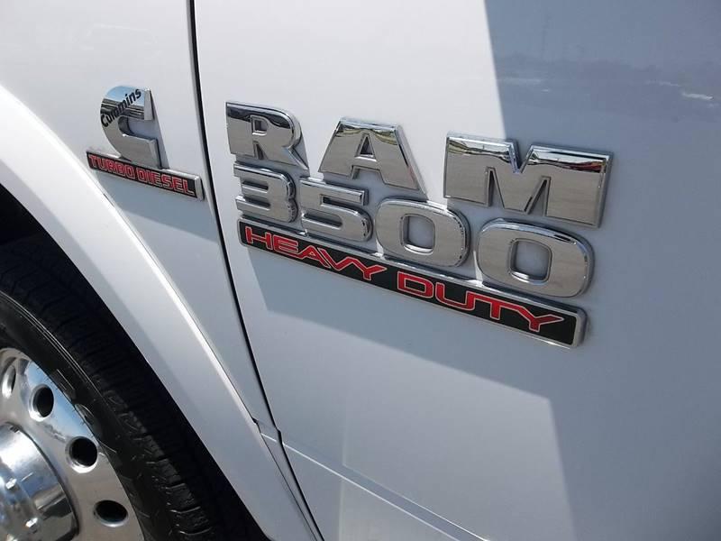 2016 RAM Ram Pickup 3500 4x4 Laramie 4dr Mega Cab 6.3 ft. SB Pickup - Fairfield CA