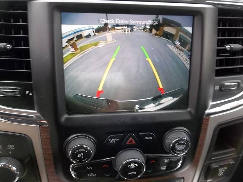 2016 RAM Ram Pickup 2500 4x4 Laramie 4dr Mega Cab 6.3 ft. SB Pickup - Fairfield CA