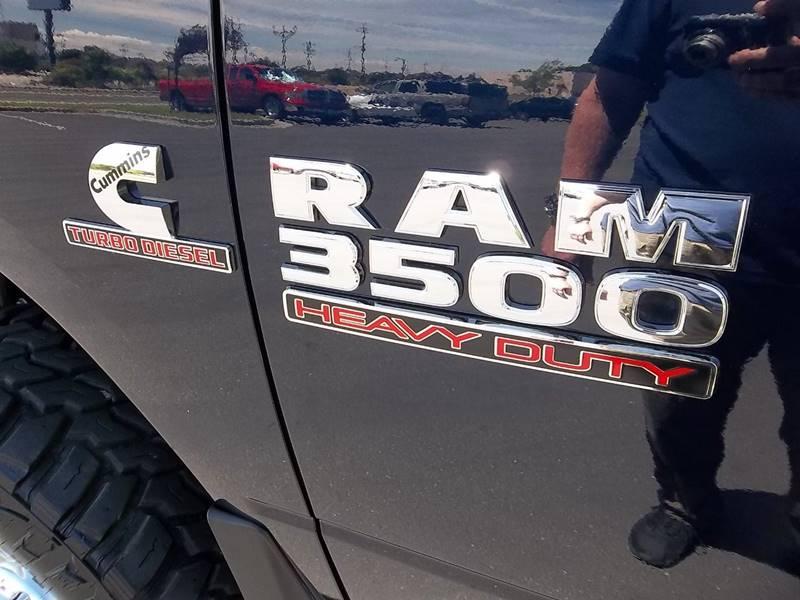 2015 RAM Ram Pickup 3500 4x4 Tradesman 4dr Crew Cab 8 ft. LB Pickup - Fairfield CA