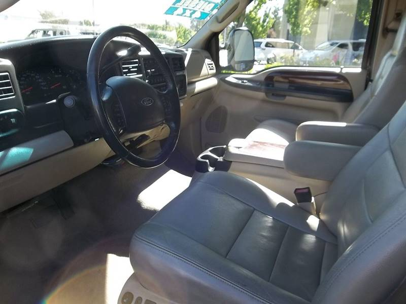 2005 Ford Excursion Limited 4WD 4dr SUV - Fairfield CA