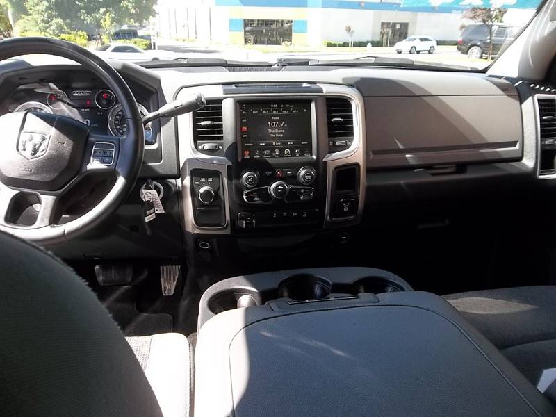 2016 RAM Ram Pickup 2500 4x4 Outdoorsman 4dr Crew Cab 6.3 ft. SB Pickup - Fairfield CA