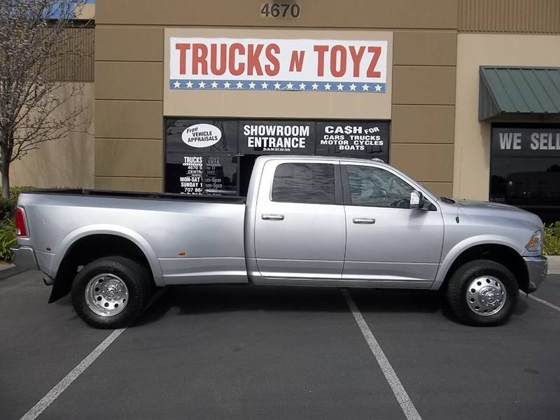 2015 RAM Ram Pickup 3500 Laramie In Fairfield CA - Trucks N Toyz
