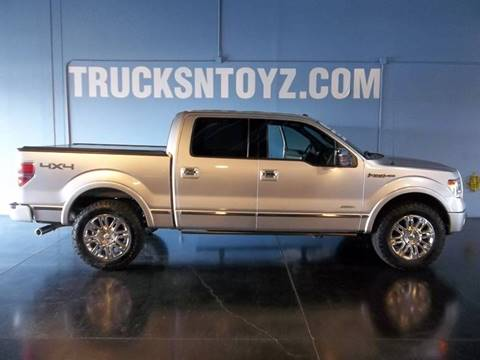 2013 Ford F-150 for sale in Fairfield, CA