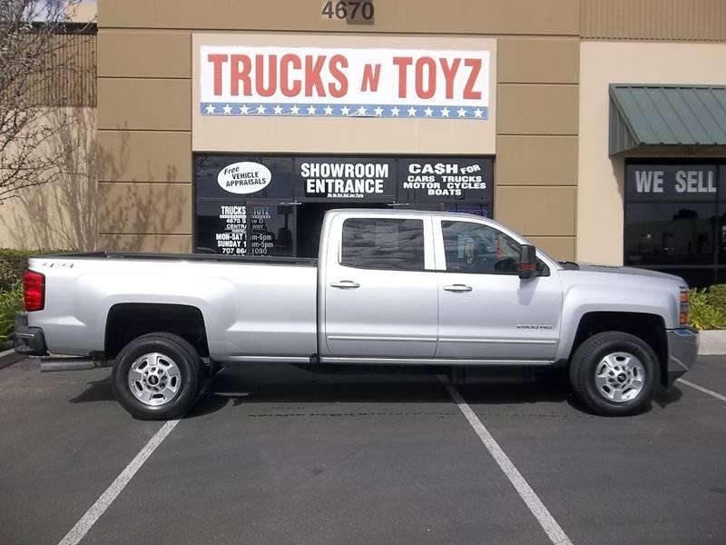 Trucks N Toyz - Used Diesel Pickups - Fairfield CA Dealer