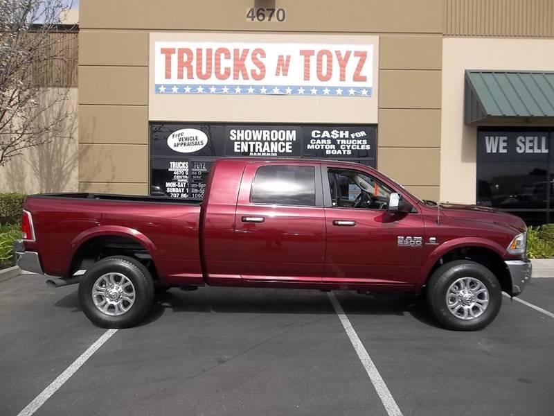 2016 RAM Ram Pickup 2500 Laramie In Fairfield CA - Trucks N Toyz